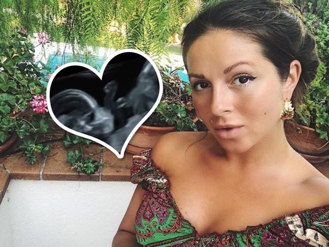 Видео: Нюша показала в клипе своего малыша
