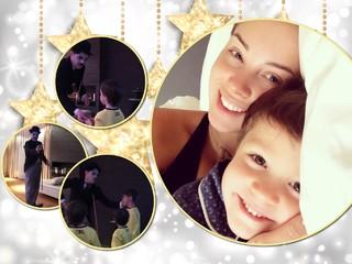 Вот так поздравление: на пятилетие сына Дмитрия и Полины Дибровых пришел Чарли Чаплин