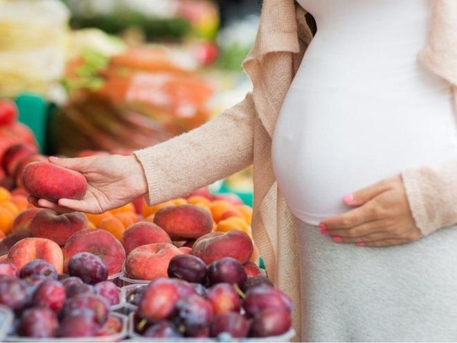 питание перед родами