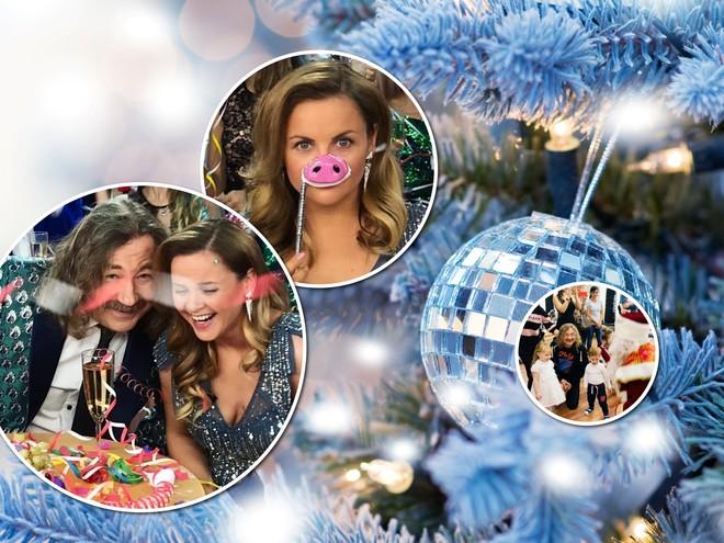 Дочь Игоря Николаева впервые сходила на новогодний утренник