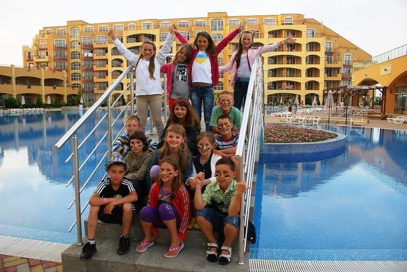 Детский лагерь Болгария