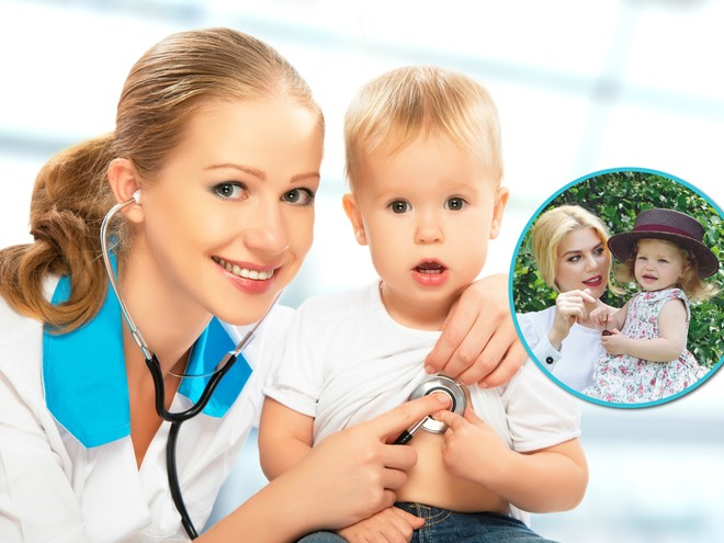 Лайфхак от Липы Тетерич, который поможет ребенку не бояться врачей