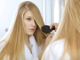 Кератиновое выпрямление волос: преимущество и тонкости