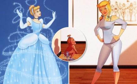 Если бы принцессы были мамами: 10 героинь Диснея в интересном проекте