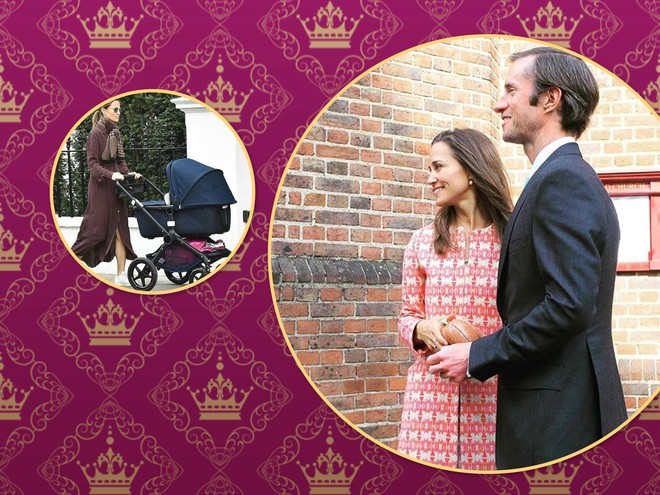 Официально: Пиппа Миддлтон выбрала королевское имя для сына