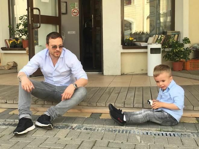 Алексей Чадов рассказал об общем с сыном хобби