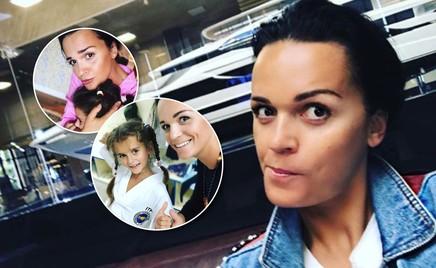 По маминым стопам: певица Слава отдала дочку в тхэквондо