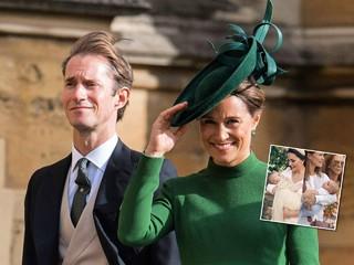 Как близнецы: сын Пиппы Миддлтон похож на своего кузена – принца Луи