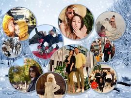Путешествие в Новый год: где провели каникулы звезды