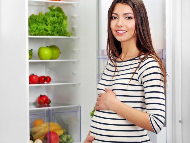 Питание беременных 3 триместр
