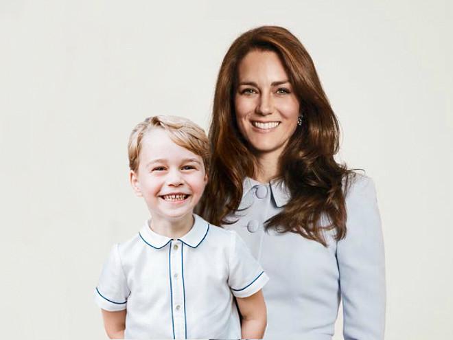 Кейт Миддлтон отправится с принцем Джорджем в школу в первый день после каникул