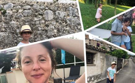 Французские каникулы многодетной мамы Анны Банщиковой