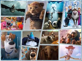 12 самых ожидаемых мультфильмов 2019 года
