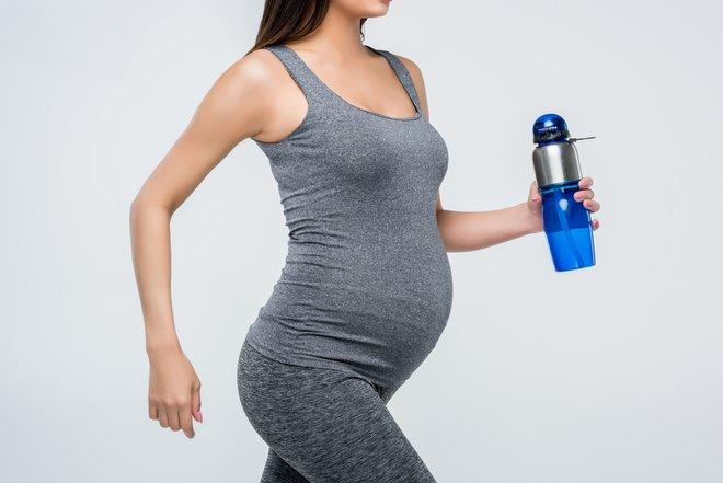 Фитнес на 28 неделе беременности