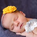 Новорожденная малышка Алиса