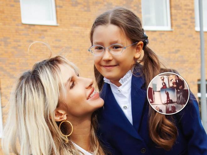 Для дочки Светланы Лободы испекли печенье с семейными портретами