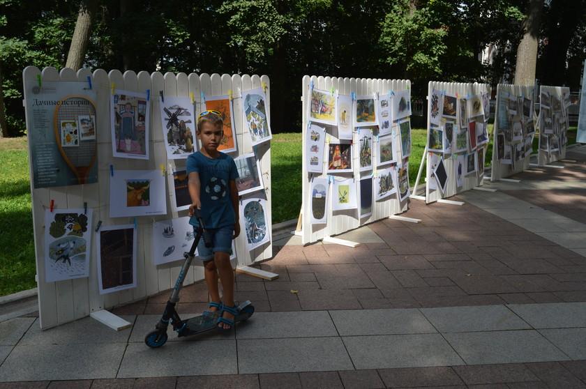 "Фестиваль ""Дачное Царицино"", 6.08.2018."