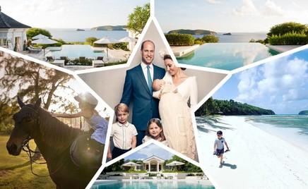 Райский остров: где сейчас отдыхает Кейт Миддлтон с детьми