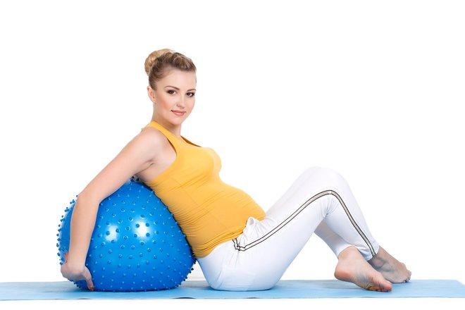 Фитнес на 30 неделе беременности