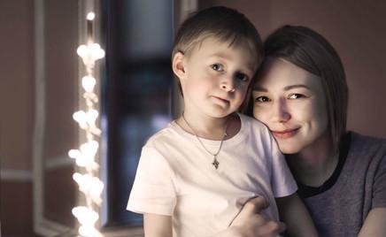 Оксана Акиньшина рассказала про швейцарскую школу, в которой учится ее сын