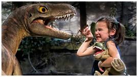 Диномания: гид для мамы фаната динозавров