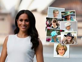 Факты: у Меган Маркл не самая поздняя беременность в королевской семье