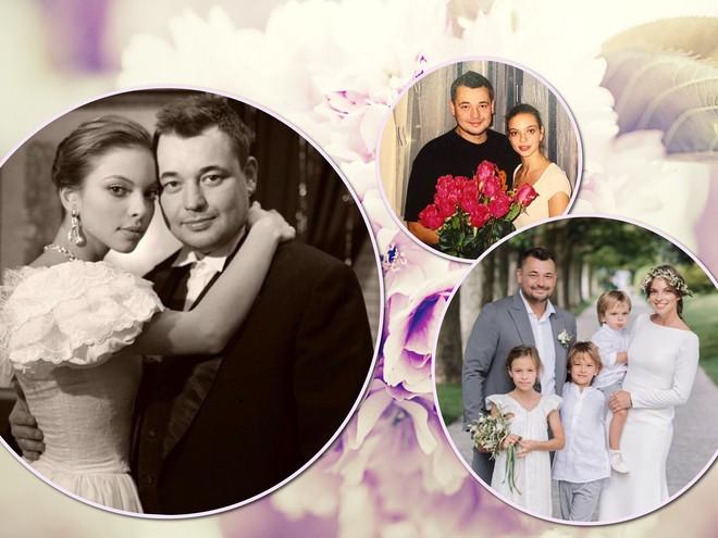 Стальная свадьба: Сергей Жуков и Регина Бурд отметили 11-летие в браке