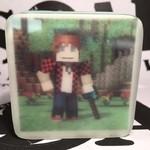 Мыло ручной работы Minecraft