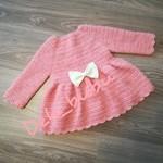 Пальто для дочки 👑👒