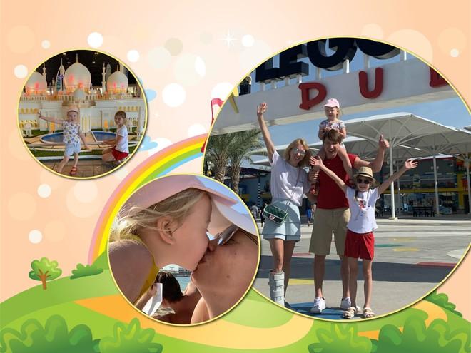Жаркие страны: Алексей Ягудин и Татьяна Тотьмянина после травмы отдыхают с дочками