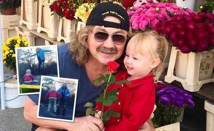 Кто выше прыгнет: Игорь Николаев с дочкой устроили соревнование на батуте