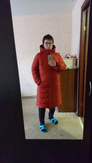 Купила куртку