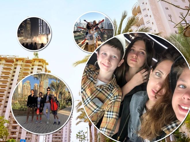 Солнце и пальмы: Екатерина Климова опубликовала фото с детьми из отпуска
