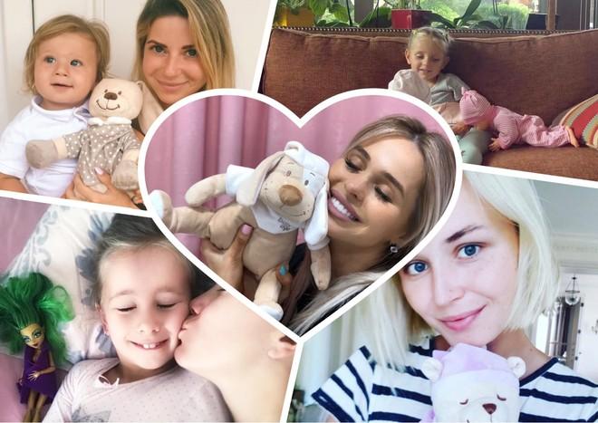 От куклы до фламинго: любимые игрушки детей знаменитостей