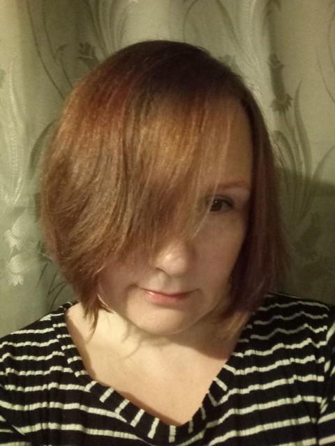 Я подстриглась, норм?
