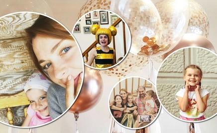 Семейный портрет: дочь Светланы Антоновой отпраздновала день рождения в кругу семьи