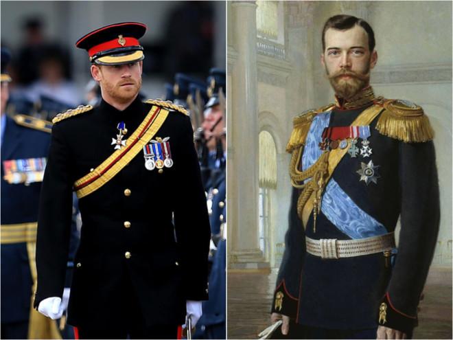 У принца Гарри и принца Уильяма есть русские корни