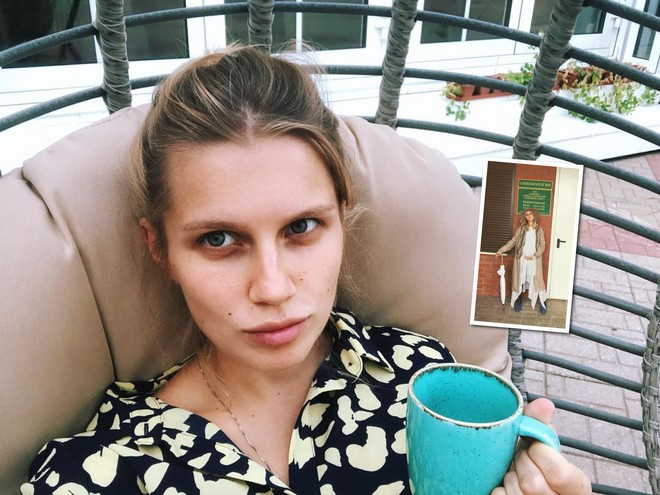 Как в кино: Дарья Мельникова официально признала вторую беременность