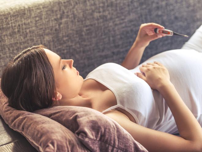пониженная температура при беременности