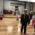 Танцы 2 занятие