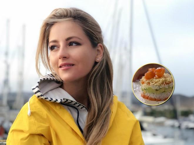 Анна Михайловская поделилась рецептом вкусного новогоднего салата