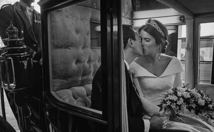 Пронзительная нежность: официальные портреты со свадьбы принцессы Евгении