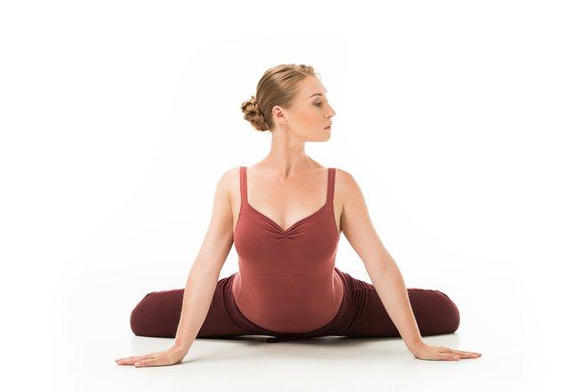 Фитнес на 27 неделе беременности