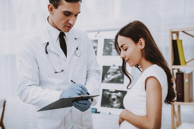 Медицинское обследование на 19 неделе беременности