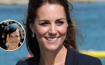 Нет времени: Кейт Миддлтон еще не видела своего новорожденного племянника