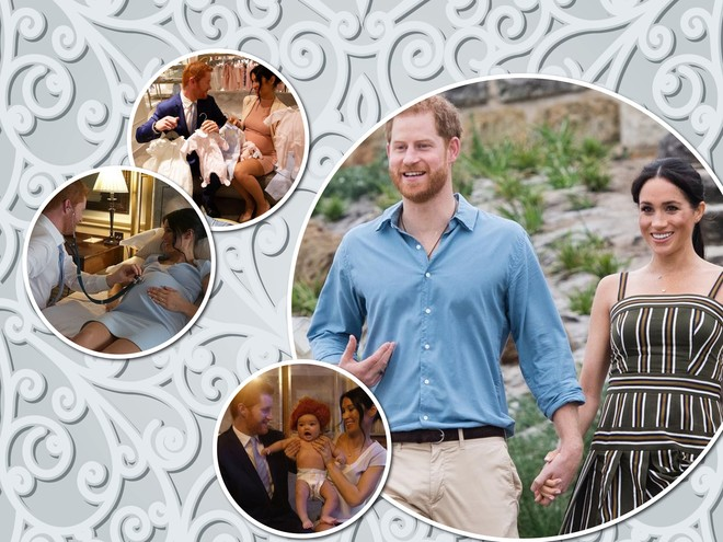 Двойники Меган Маркл и принца Гарри устроили «беременную» фотосессию