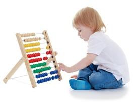 Как научить ребенка быстро считать до десяти