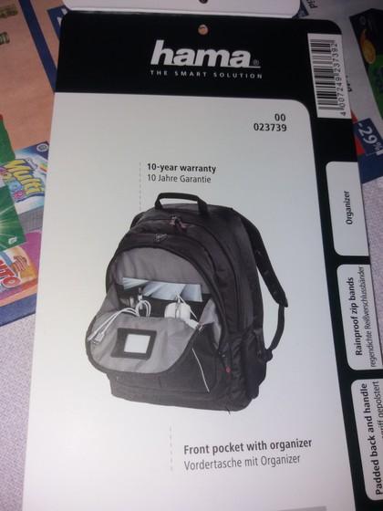 Сумка или рюкзак. Для ноутбука