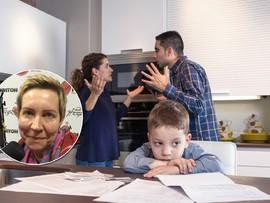Как лучше детям? Татьяна Лазарева с экспертами обсудили тему развода