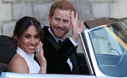 Это точно! Принц Гарри и Меган Маркл ждут первенца